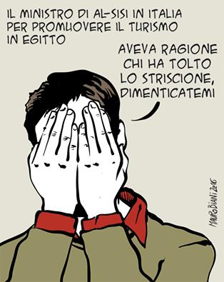 """soldan56: """" Che problema c'è? Tutt'al più Renzi farà coprire qualche nudo artistico, per rispetto. Non potendo coprire la sua faccia che dovrebbe sprofondare nella vergogna insieme a lui si accontenta delle statue. A proposito di statue coperte,..."""
