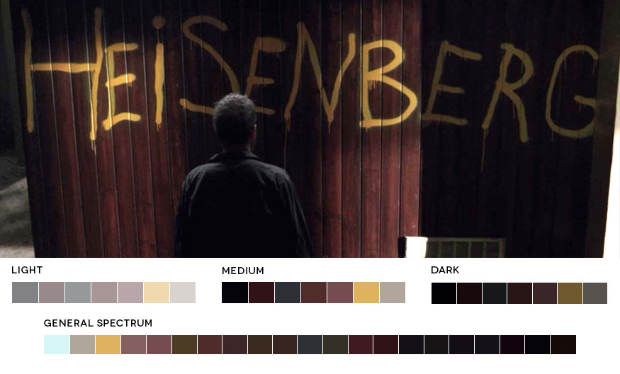 TV Week Breaking Bad, S5: Ep. 9 - Blood Money Cinematography: Michael Slovis