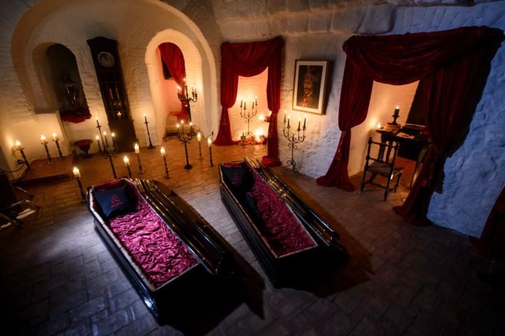Sortean Entradas Para Dormir En El Castillo De Dracula