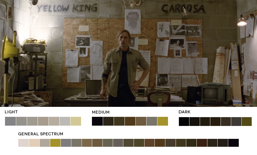 TV Week True Detective, S1: Ep. 7 - After You've Gone Cinematography: Adam Arkapaw