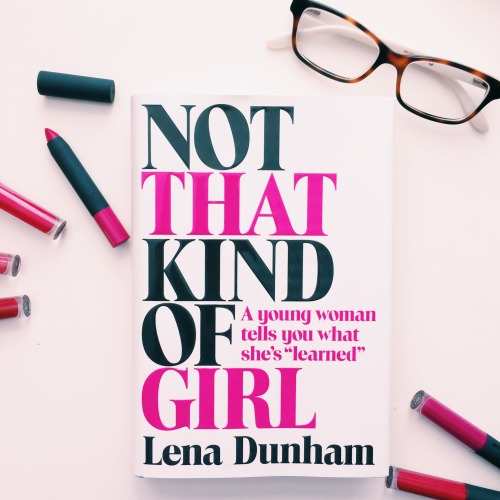 A truly good title will draw you in all by it self. I was at the local library when I saw this book for the first time. Not That Kind Of Girl by Lena Dunham. I picked it up based on title alone. Little did I realize it was a book of essays....