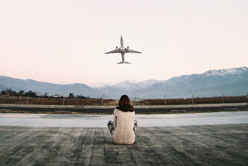 Resultado de imagen de avion tumblr