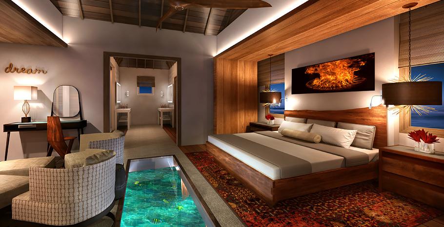 Image result for Bora Bora hut floor