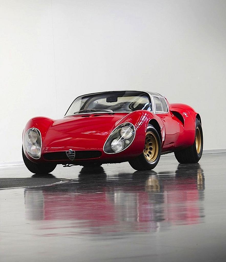 "automotivated: "" Alfa Romeo Tipo 33 Stradale (by Auto Clasico) """