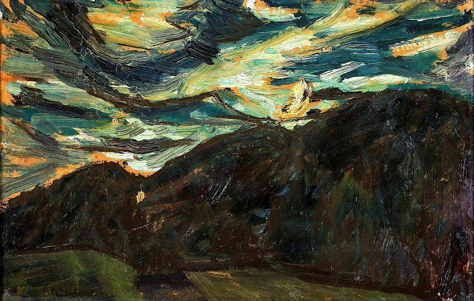 """bofransson:"""" HELMER OSSLUND - Moonlight"""""""