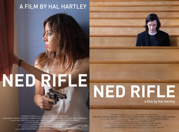 Poster do filme Ned Rifle