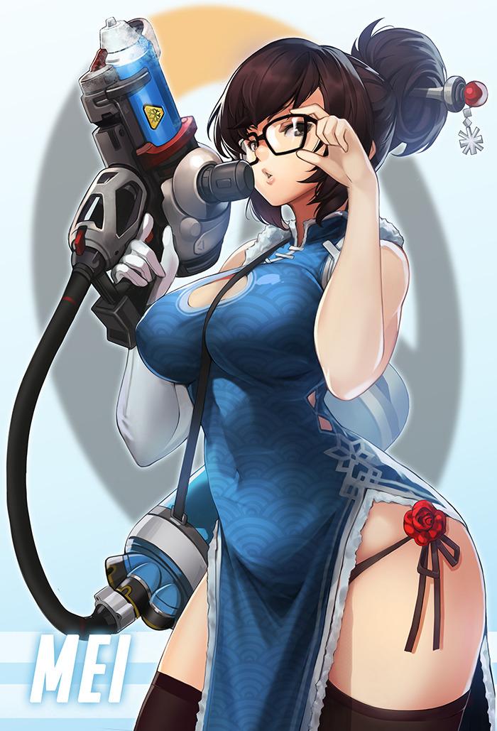 Mei is HOT