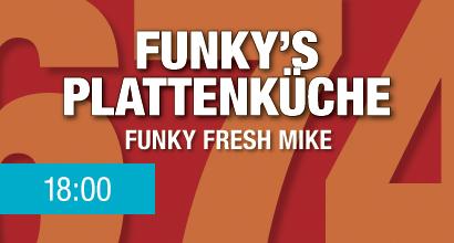Funky's Plattenküche