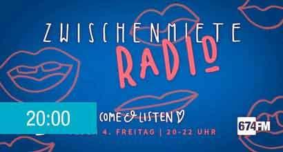 Zwischenmiete Radio