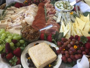 67 Biltmore in Asheville features a great Ploughman's Lunch