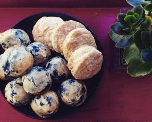 Picture of Biscuits and Muffins by 67 Biltmore Downtown Eatery and Catering in Asheville, NC