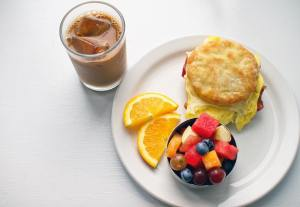 Picture of Breakfast Biscuit Sandwich by 67 Biltmore Downtown Eatery and Catering in Asheville, NC