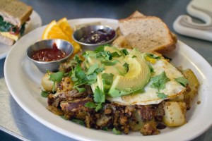 Picture of Breakfast Hash by 67 Biltmore Downtown Eatery and Catering in Asheville, NC