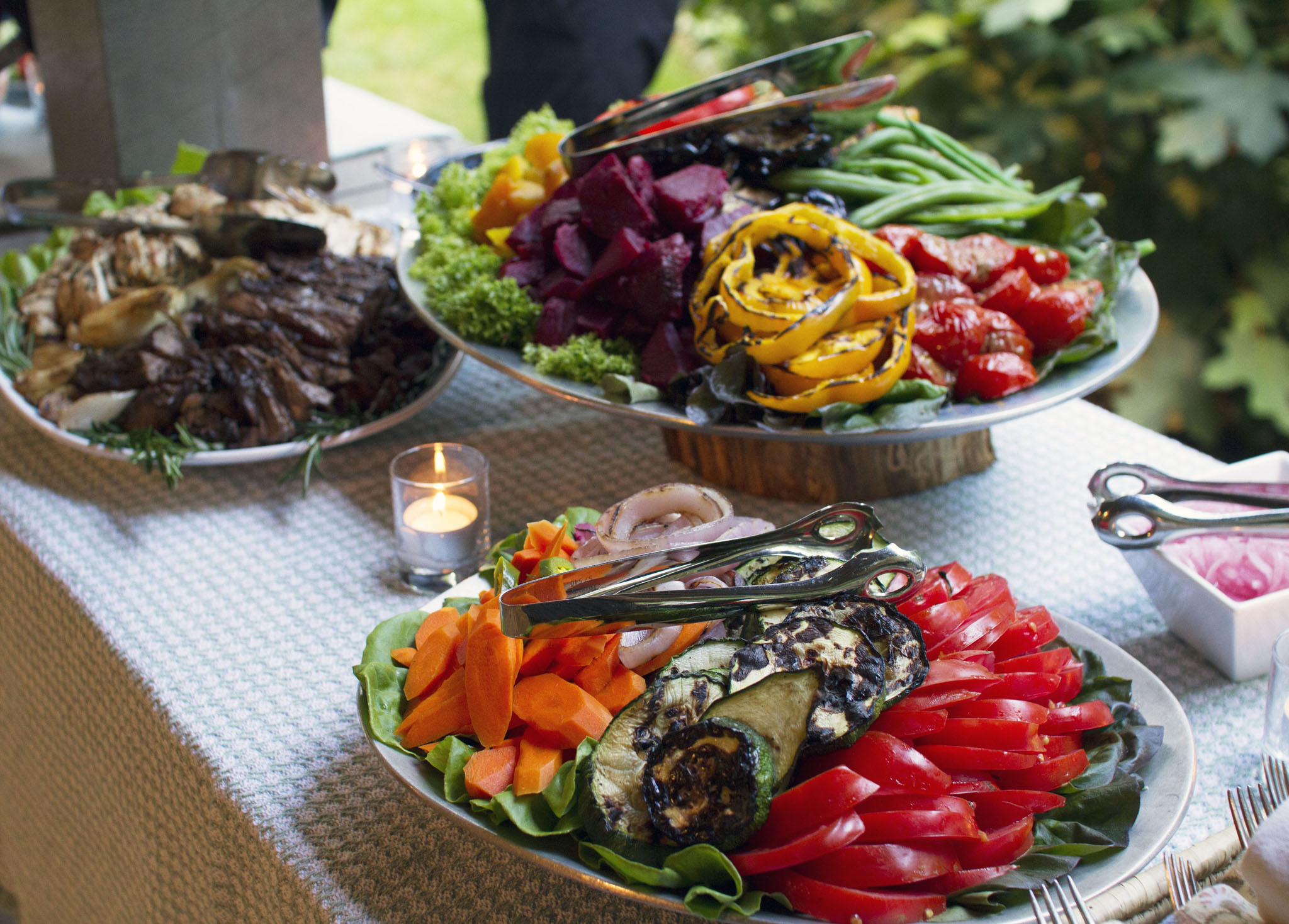 Picture of Nicoise Salad 67 Biltmore Downtown Eatery and Catering in Asheville, NC
