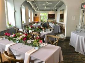 Picture of Gathering Room setup for a Rehearsal Dinner by 67 Biltmore Downtown Eatery and Catering