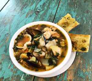 Picture of Cioppino Soup of the Day by 67 Biltmore Downtown Eatery and Catering in Asheville, NC