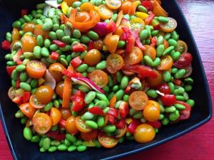 Picture of Edamame Salad by 67 Biltmore Downtown Eatery and Catering