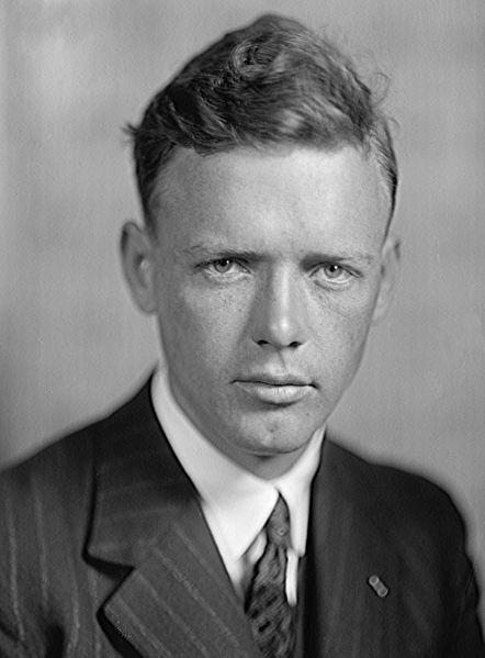 チャールズ・リンドバーグ Charles Lindbergh