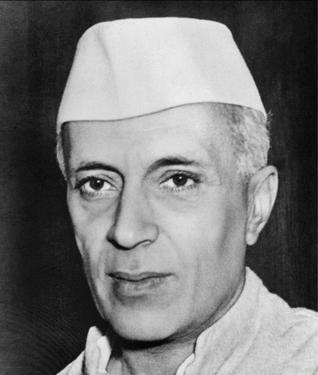 ジャワハルラール・ネルー जवाहरलाल नेहरू Jawaharlal Nehru
