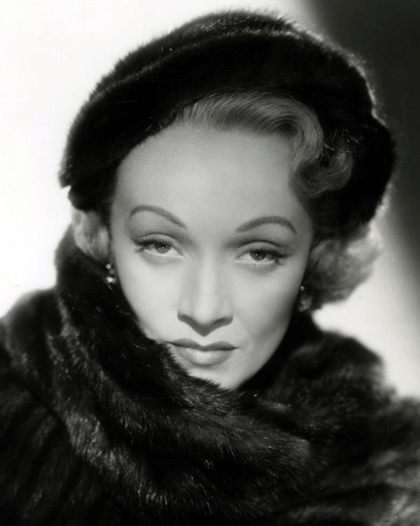 マレーネ・ディートリヒ Marlene Dietrich