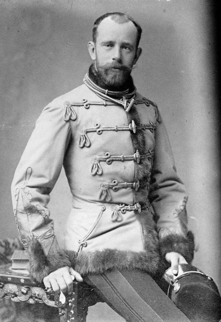 ルドルフ皇太子(1887年) 出典:Wikipedia