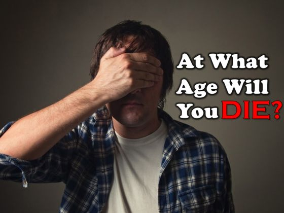 At What Age Will You Die?