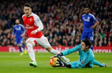 Arsenal Meraih Kemenangan 3-0 Atas Chelsea di Paruh Babak