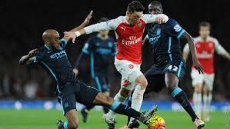 Rekor Baru, City Taklukkan Arsenal 2-1 di Kandang Sendiri