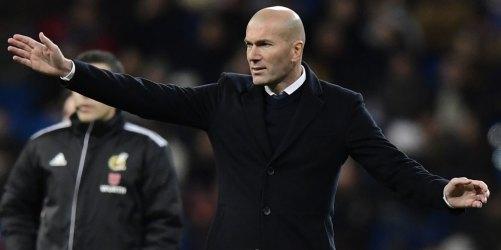 Ada Rasa Kurang Special Zidane Atas Kemenangan Madrid