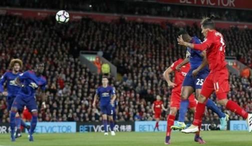 MU Ditahan Imbang Liverpool Dikandang Sendiri 1-1