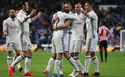 Tahan Kendali La Liga Madrid Tak Boleh Terpeleset Lagi