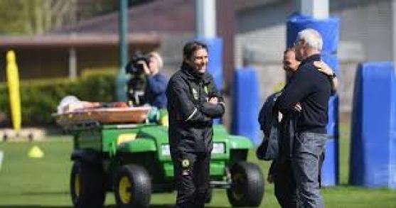 KLIK188, Ranieri Puji Kegembiraan Conte, Usai Antar Chesela Juara