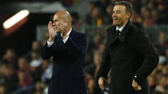 Persaingan Kedua Tim Barca dan Madrid Sama Kuat Di La Liga
