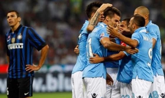 Gol Tunggal Callejon, Pertahankan Posisi Klasemen Napoli