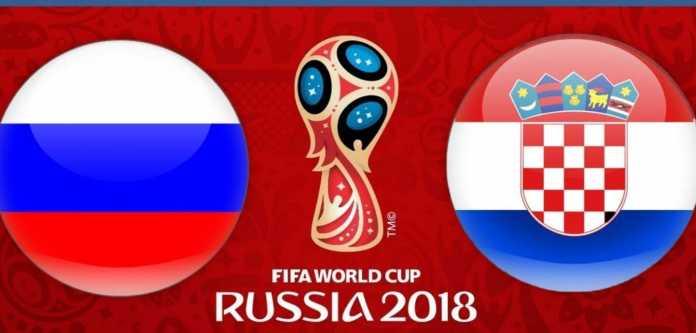 Prediksi Skor Rusia VS Kroasia Piala Dunia 08 Juli 2018