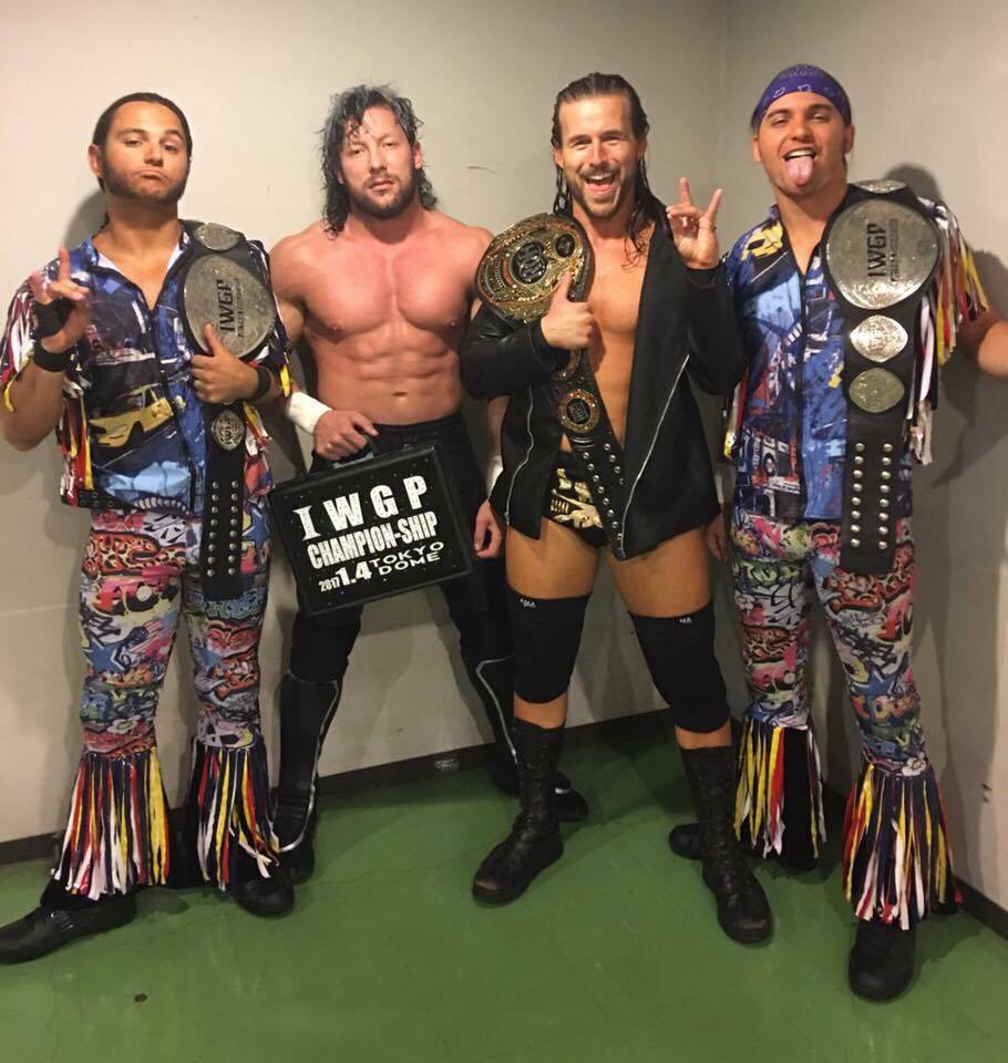Image result for omega cole young bucks