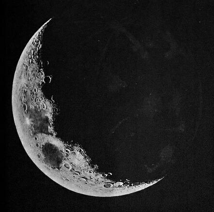 white half moon | Tumblr