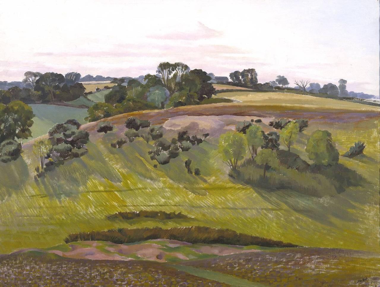 "peira: ""John Nash: A Suffolk Landscape (c.1936-1937) """
