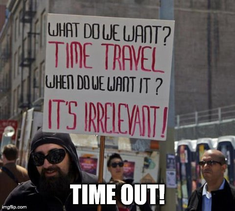 Image result for time travel jokes