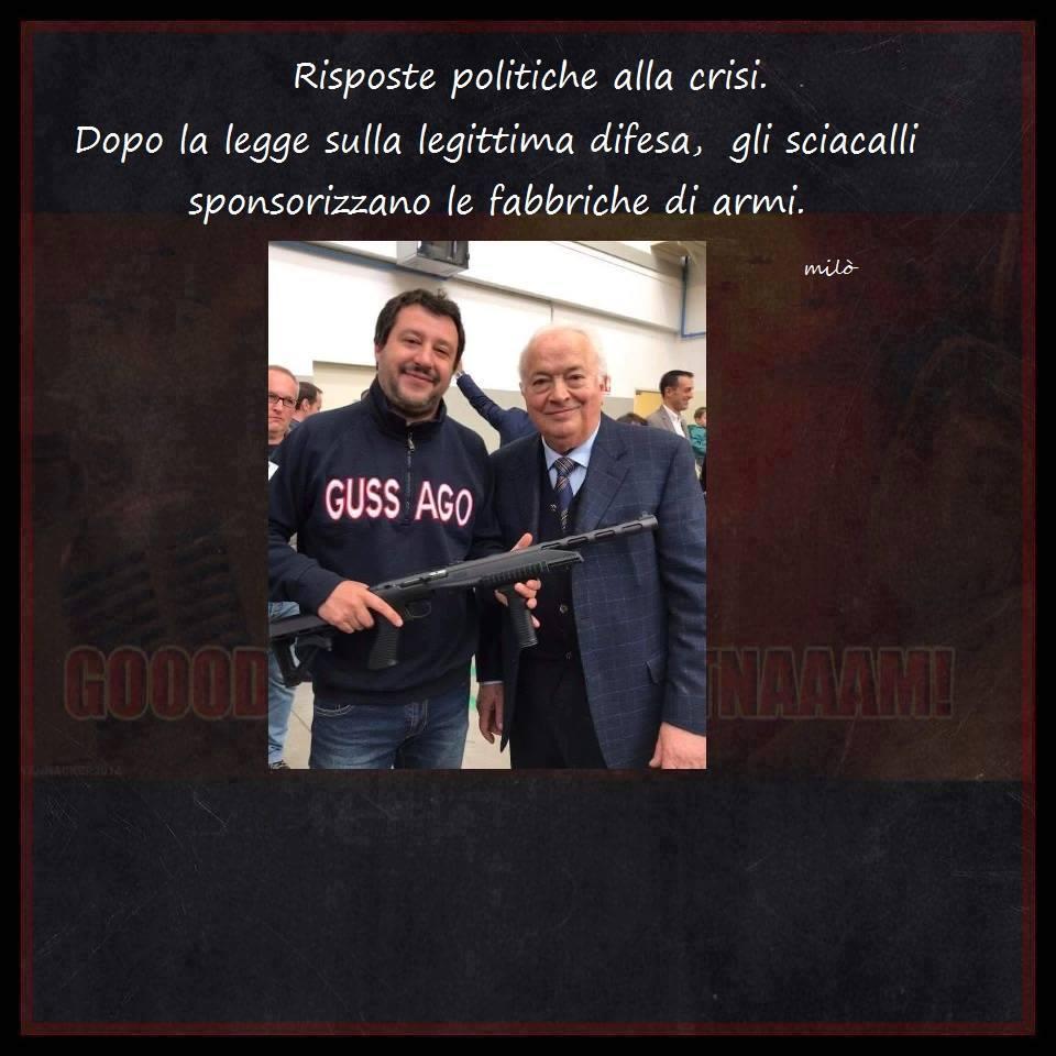 """Gussago, Brescia. Notare le facce soddisfate. """"AFFARE FATTO!"""" GOOOD MORNING VIETNAAAM"""