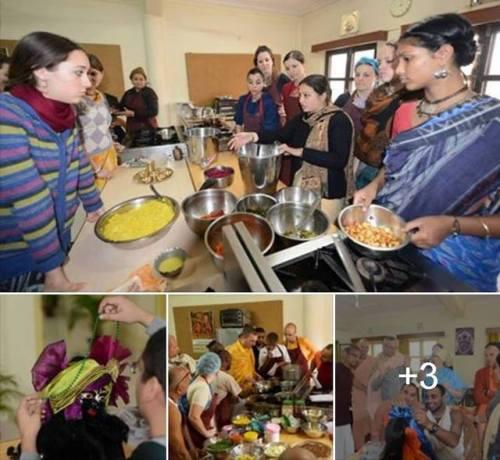 Mayapur Academy's 2017-18 semester | Dandavats