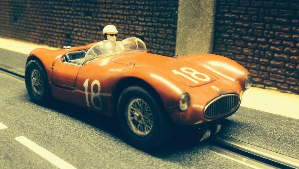 JohnSmithSlotRacing Maserati A6gcs Personal Livery
