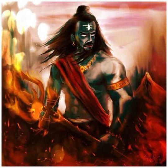 Bhasma : The Bath of Fire