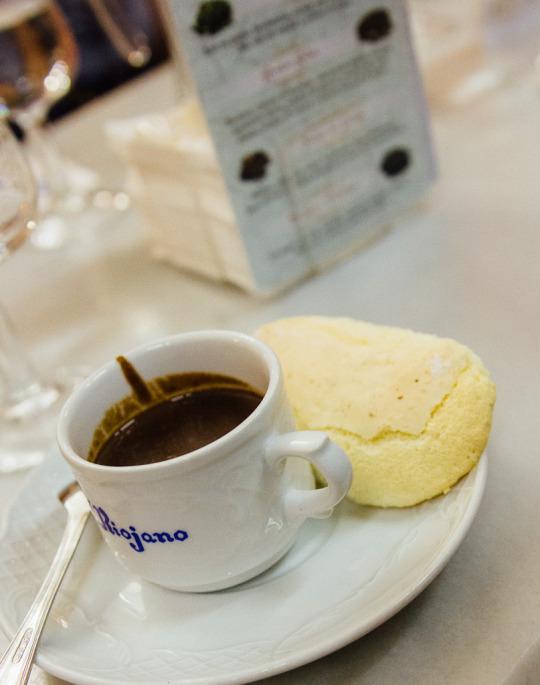 food tour Madrid Spain breakfast