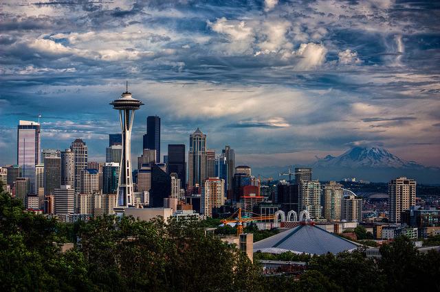 Image result for Seattle summer