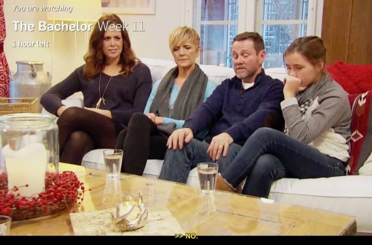 nick's miserable family