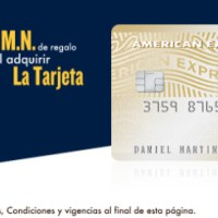 The Gold Elite American Express