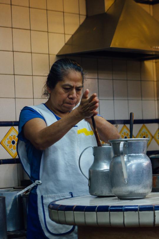 Oaxaca food travel Mexico food guide mercado