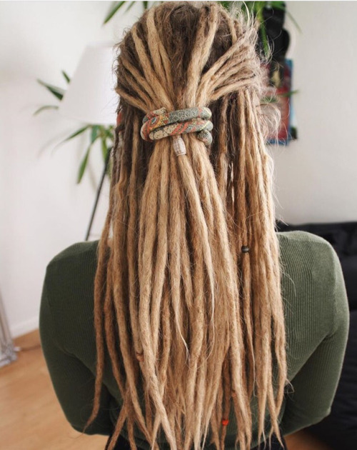 Blonde Dreads On Tumblr
