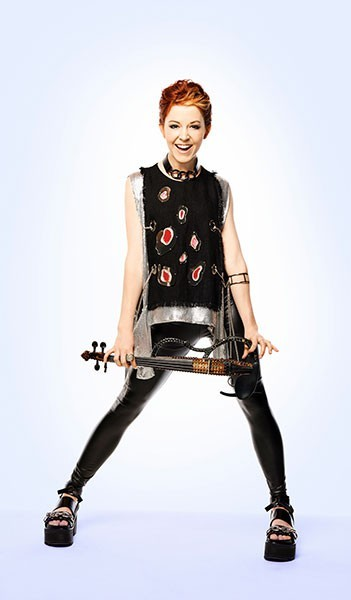 lindsey stirling new album | Tumblr